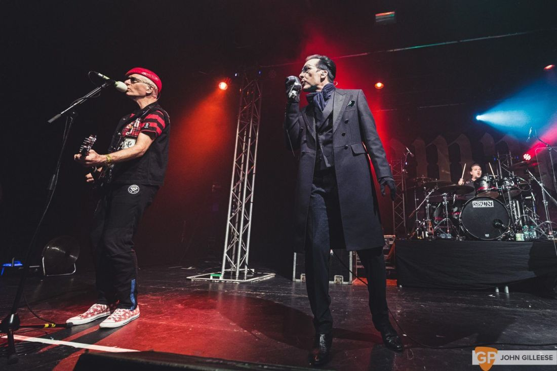 1 – The Damned @ Manchester Academy (6)