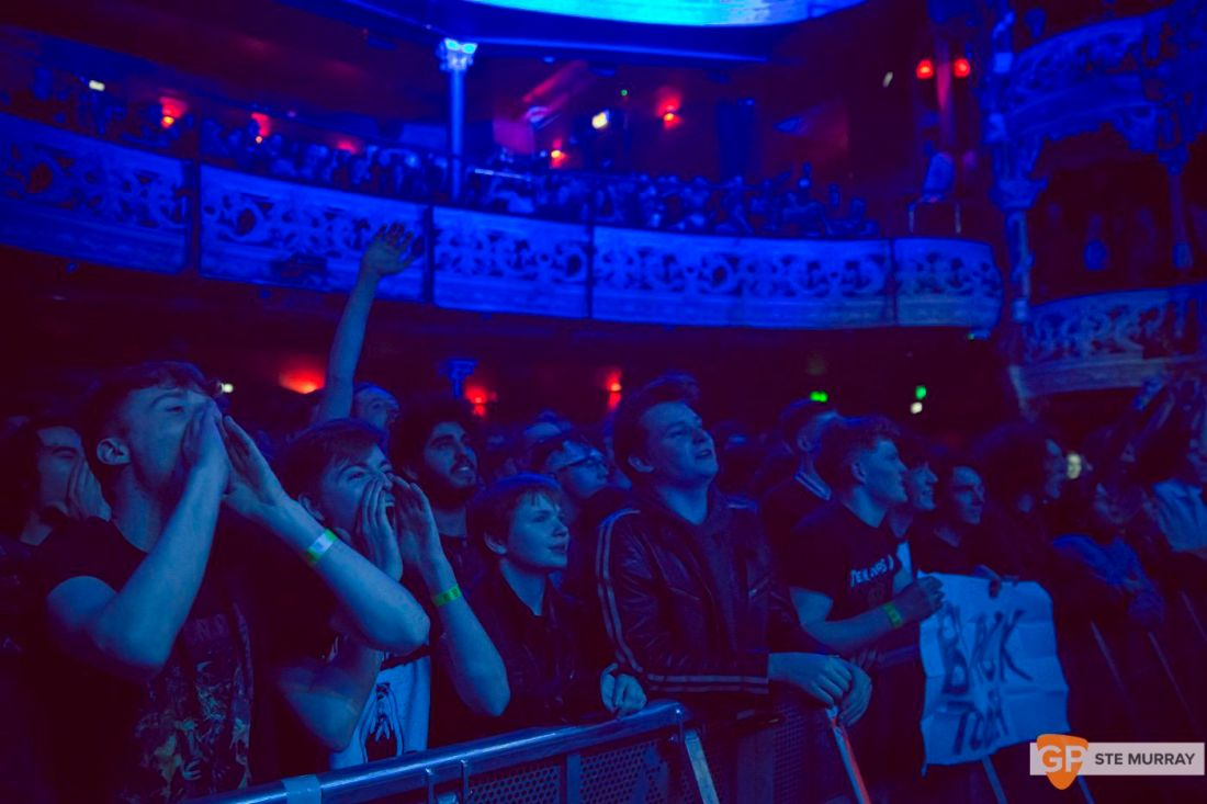 King Gizzard And The Lizard Wizard at Olympia Theatre by Ste Murray_08