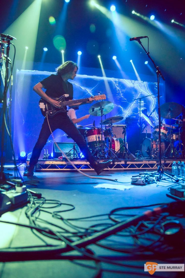 King Gizzard And The Lizard Wizard at Olympia Theatre by Ste Murray_10