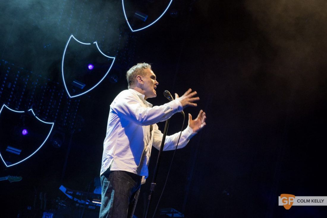 Morrissey at The 3Arena, Dublin 20.2.2018 by Colm Kelly-2-113