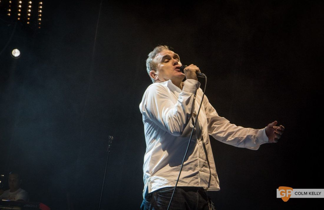 Morrissey at The 3Arena, Dublin 20.2.2018 by Colm Kelly-2-178