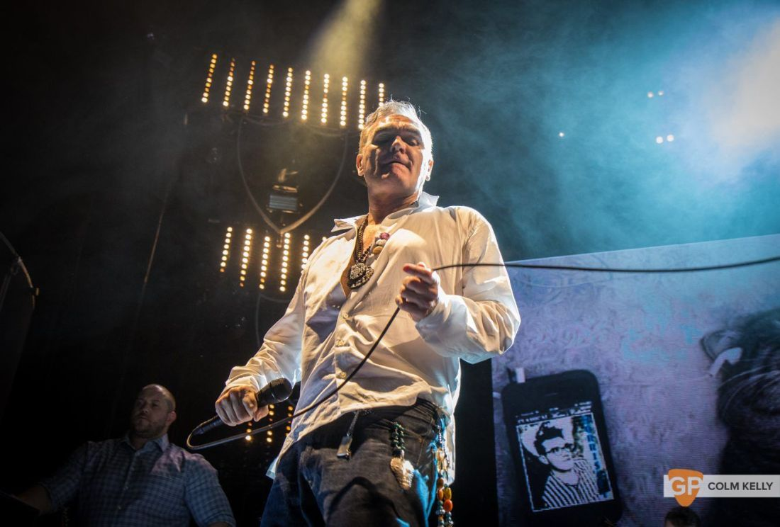 Morrissey at The 3Arena, Dublin 20.2.2018 by Colm Kelly-2-243