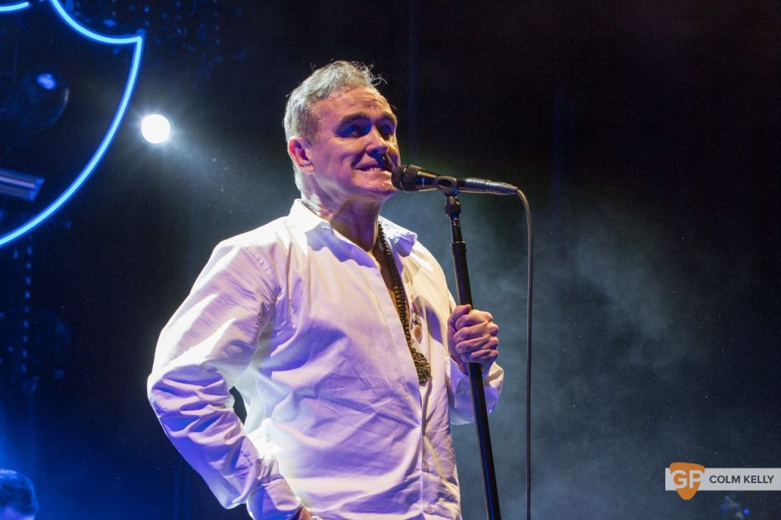 Morrissey at The 3Arena, Dublin 20.2.2018 by Colm Kelly-2-317