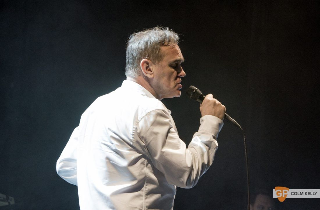 Morrissey at The 3Arena, Dublin 20.2.2018 by Colm Kelly-2-322