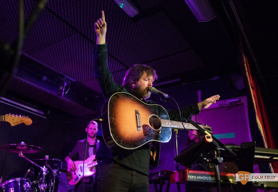 Paul Draper at The Workmans Club Dublin 23.2.2018 by Colm Kelly-2-111