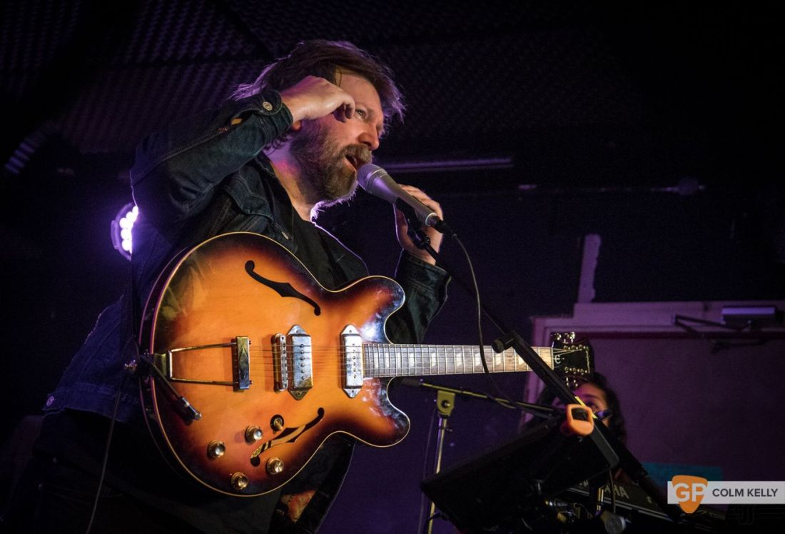 Paul Draper at The Workmans Club Dublin 23.2.2018 by Colm Kelly-2-159