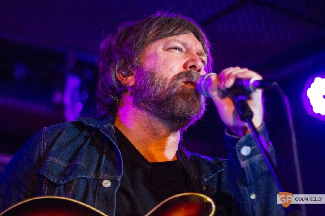 Paul Draper at The Workmans Club Dublin 23.2.2018 by Colm Kelly-2-163