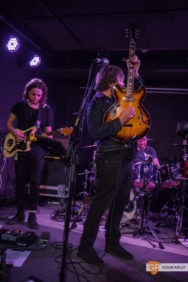 Paul Draper at The Workmans Club Dublin 23.2.2018 by Colm Kelly-2-55