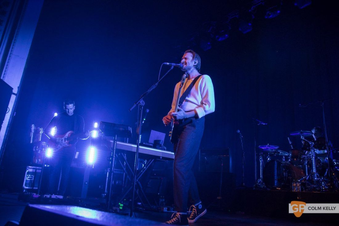 Wild Beasts The Olympia Theatre, Dublin by Colm Kelly-2-43