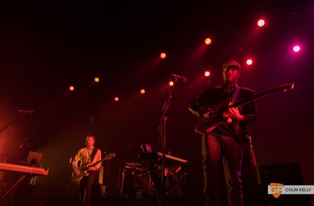 Wild Beasts The Olympia Theatre, Dublin by Colm Kelly-2-63