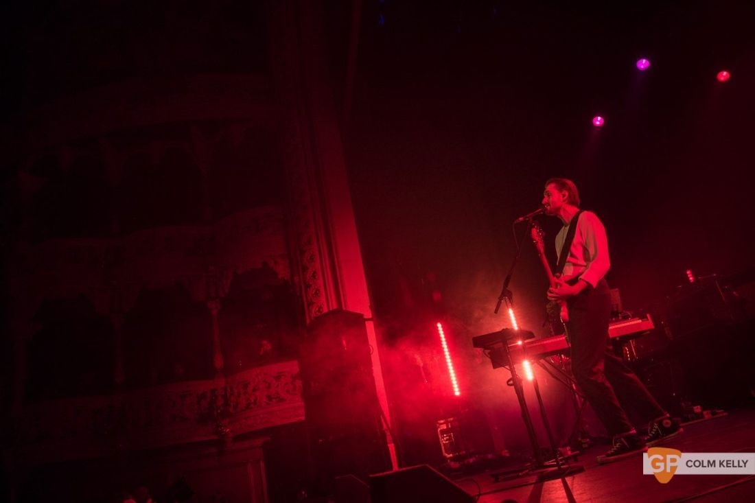 Wild Beasts The Olympia Theatre, Dublin by Colm Kelly-2-65