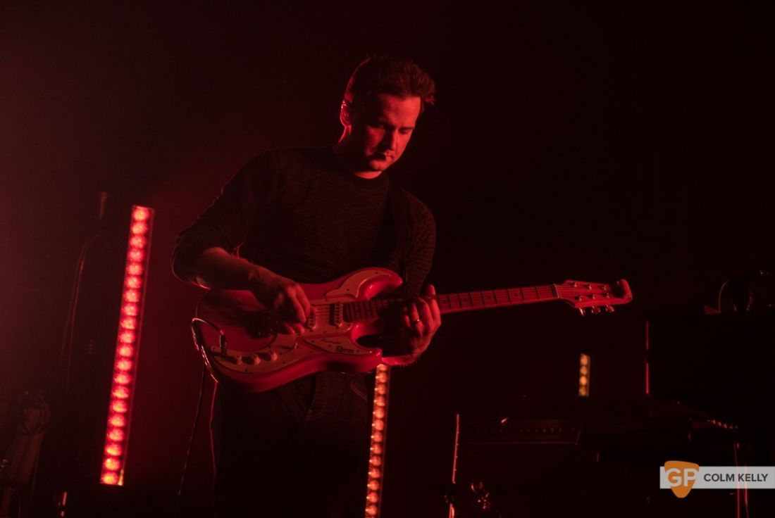 Wild Beasts The Olympia Theatre, Dublin by Colm Kelly-2-84