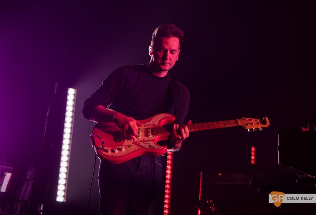 Wild Beasts The Olympia Theatre, Dublin by Colm Kelly-2-85