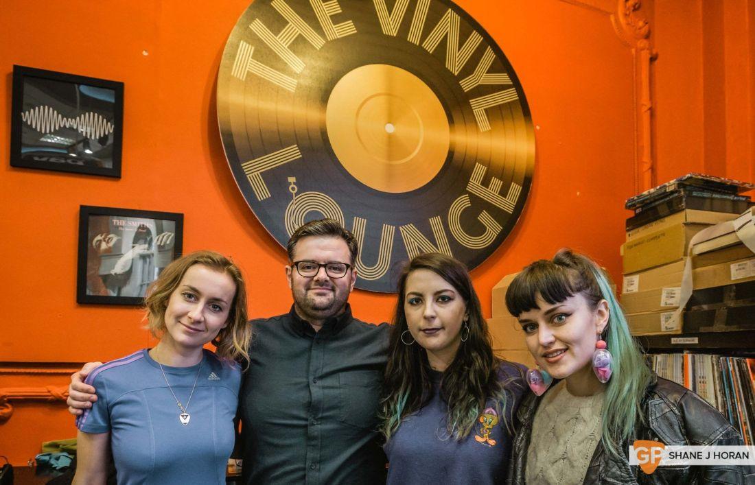 Wyvern Lingo, Golden Disc Vynl Lounge, 25-2-18 (17 of 18)