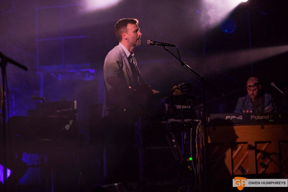 Bell X1 at Vicar Street – 20th Anniversary show-1