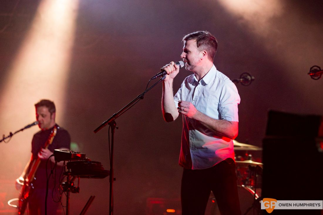 Bell X1 at Vicar Street – 20th Anniversary show-13
