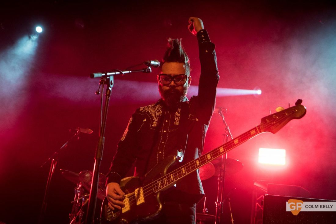 Feeder at The Olympia Theatre, Dublin 21.3.2018 by Colm Kelly-3-12