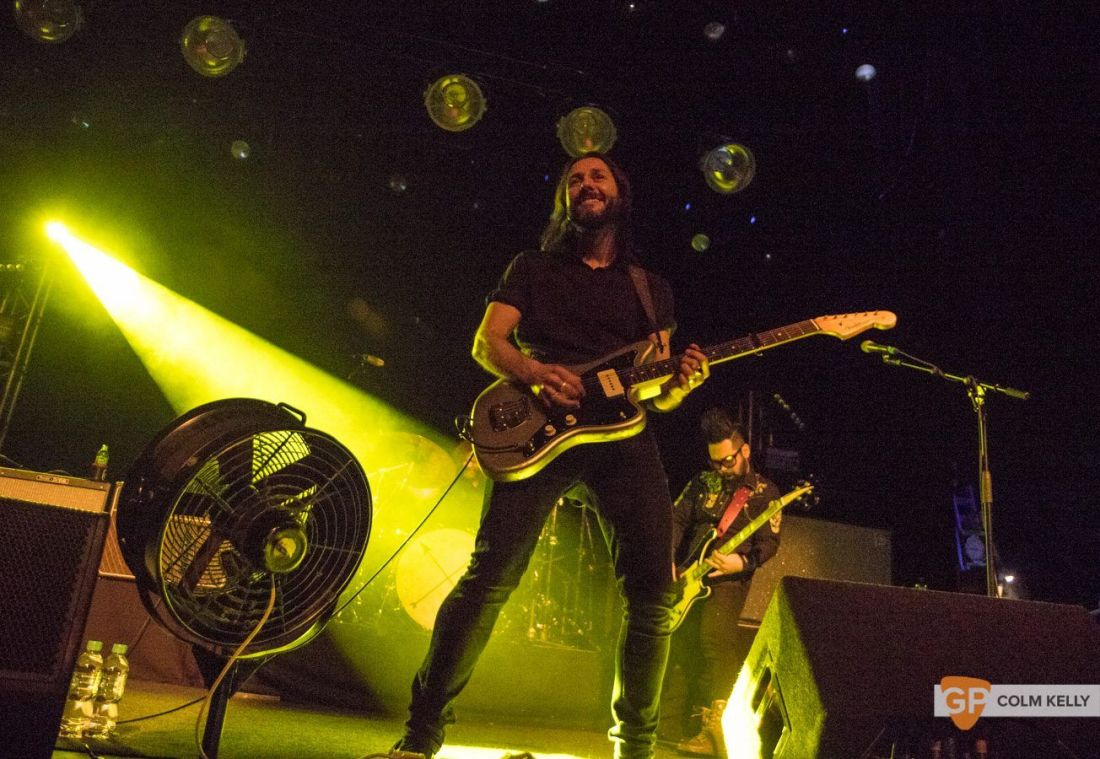 Feeder at The Olympia Theatre, Dublin 21.3.2018 by Colm Kelly-3-16