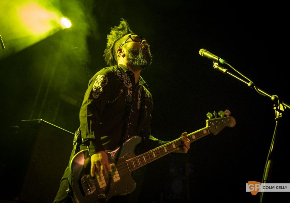 Feeder at The Olympia Theatre, Dublin 21.3.2018 by Colm Kelly-3-7