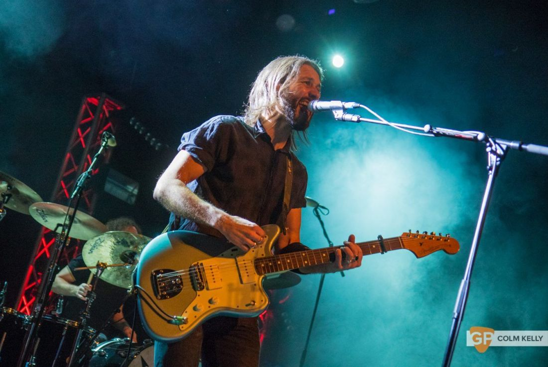 Feeder at The Olympia Theatre, Dublin 21.3.2018 by Colm Kelly-3-78