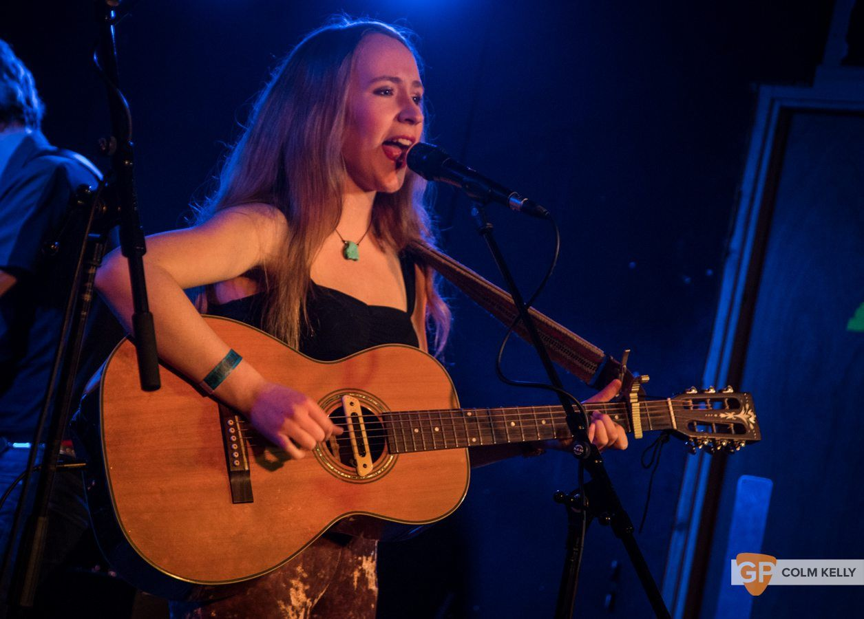 Leila Jane & The Healers at The Workmans Club by Colm Kelly-4-3