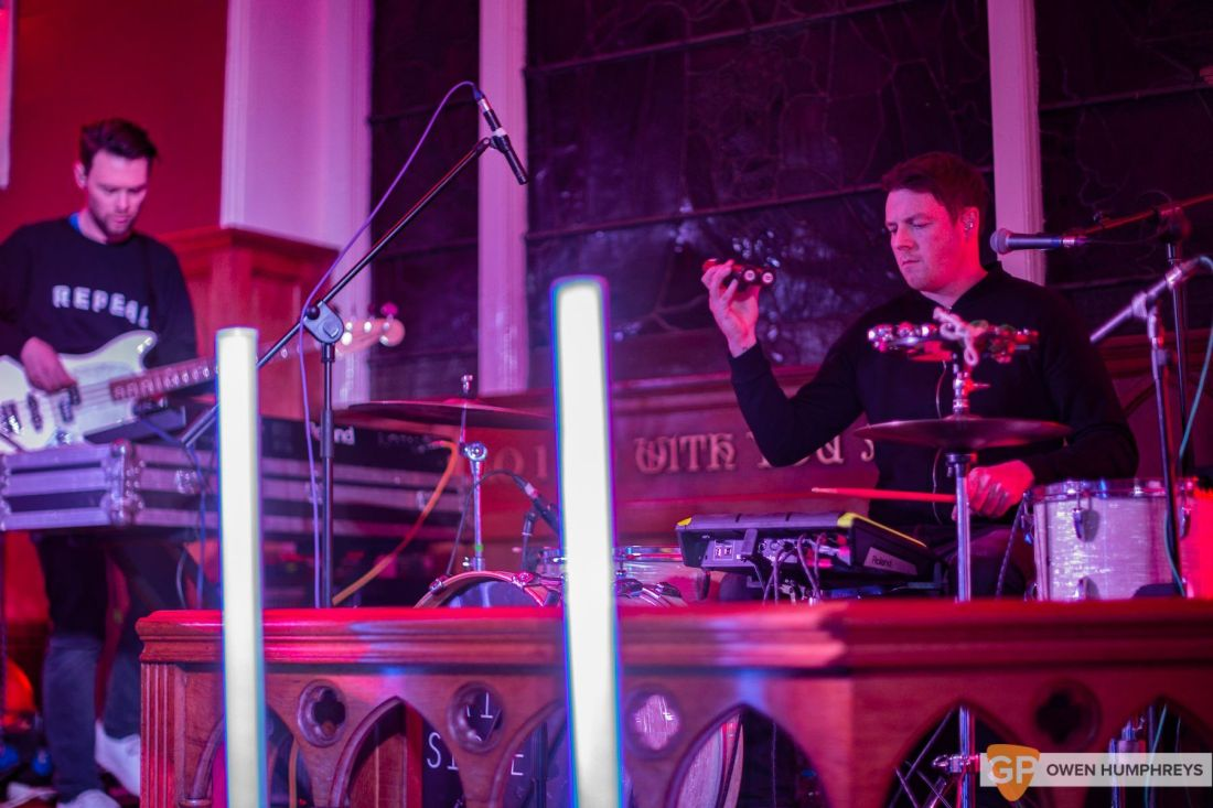 Saint Sister at St. John The Baptist Church, Drumcondra. Photo by Owen Humphreys www.owen.ie-12