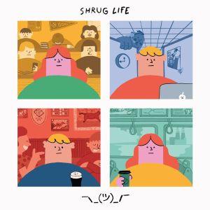 Shrug Life – ¯\_(?)_/¯