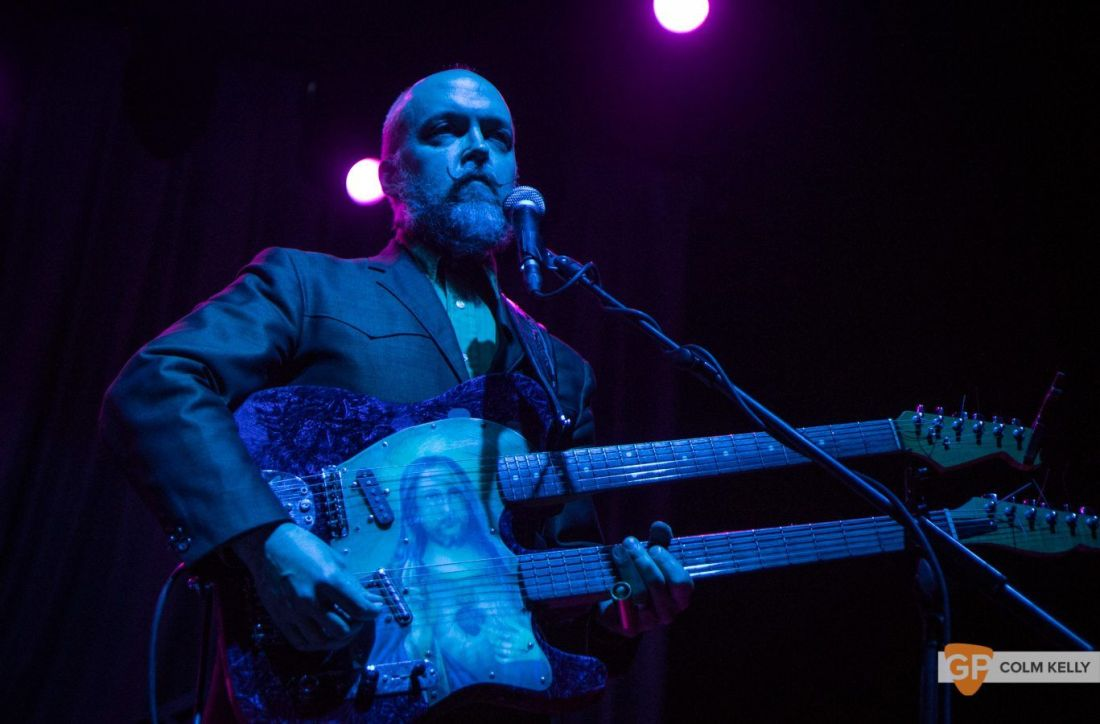 Slim Cessna's Auto Club at Olympia Theatre, Dublin by Colm Kelly-0012