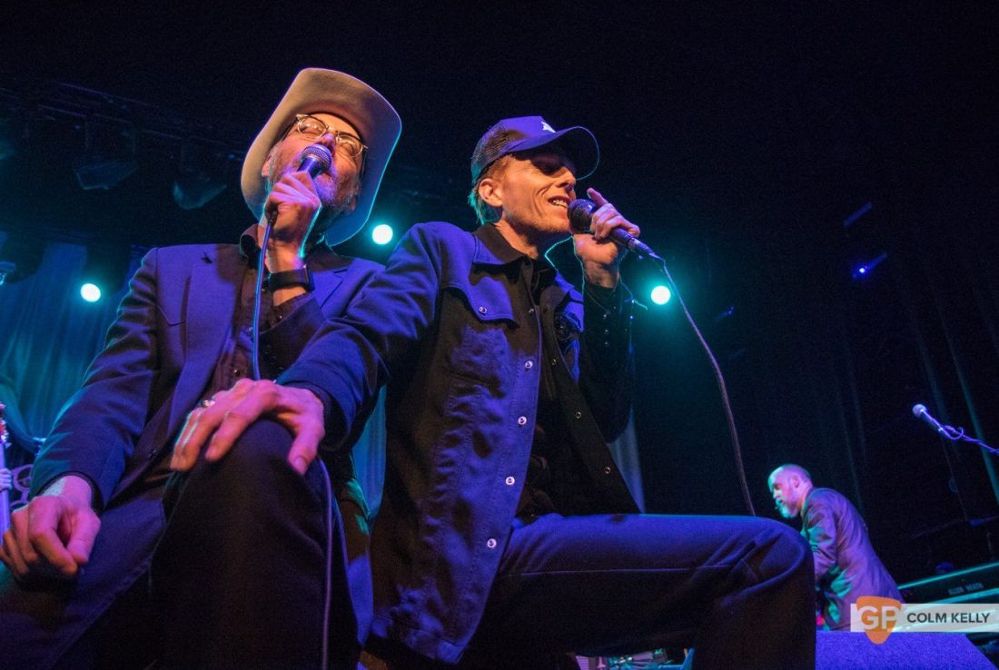 Slim Cessna's Auto Club at Olympia Theatre, Dublin by Colm Kelly-0353