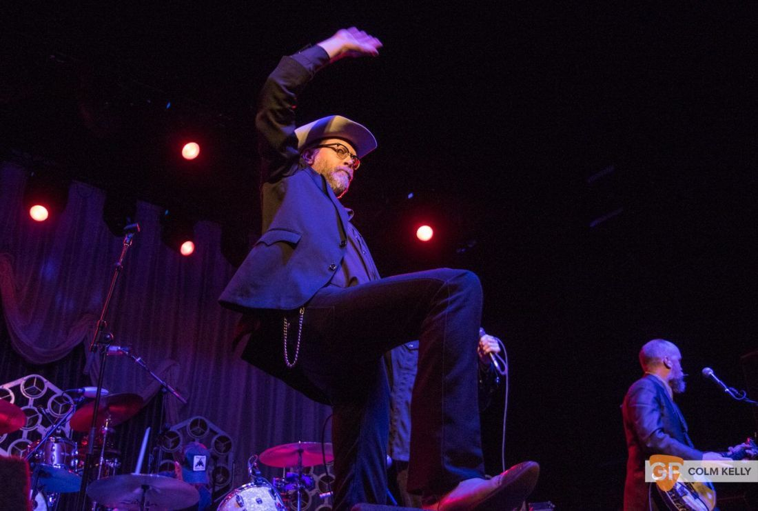 Slim Cessna's Auto Club at Olympia Theatre, Dublin by Colm Kelly-0842
