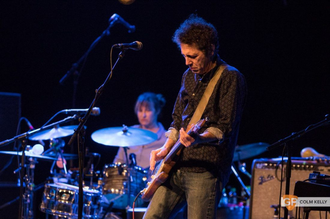Yo La Tengo at The Olympia Theatre, Dublin 28.4.2018 by Colm Kelly-4-169