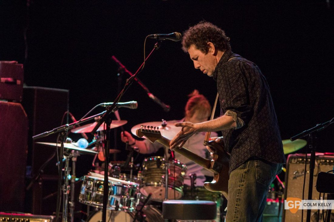 Yo La Tengo at The Olympia Theatre, Dublin 28.4.2018 by Colm Kelly-4-430