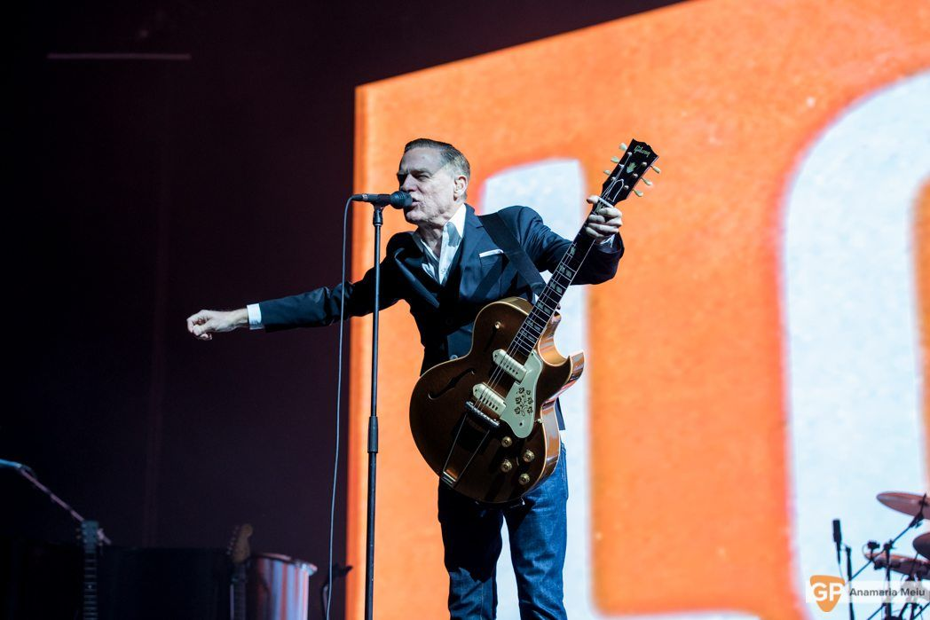 Bryan Adams at 3Arena by Anamaria Meiu