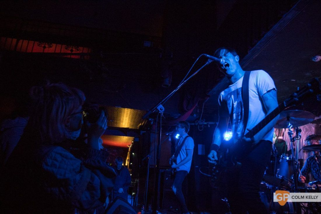 Metz at Whelan's, Dublin by Colm Kelly-5-16