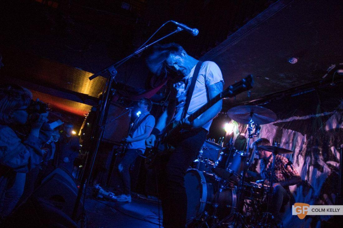Metz at Whelan's, Dublin by Colm Kelly-5-27
