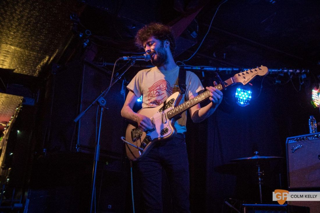 Oh Boland at Whelan's, Dublin by Colm Kelly-5-14