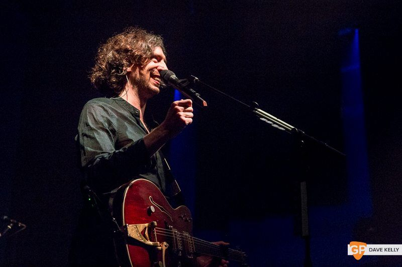 Snow Patrol at The Olympia on 15 May 2018 20