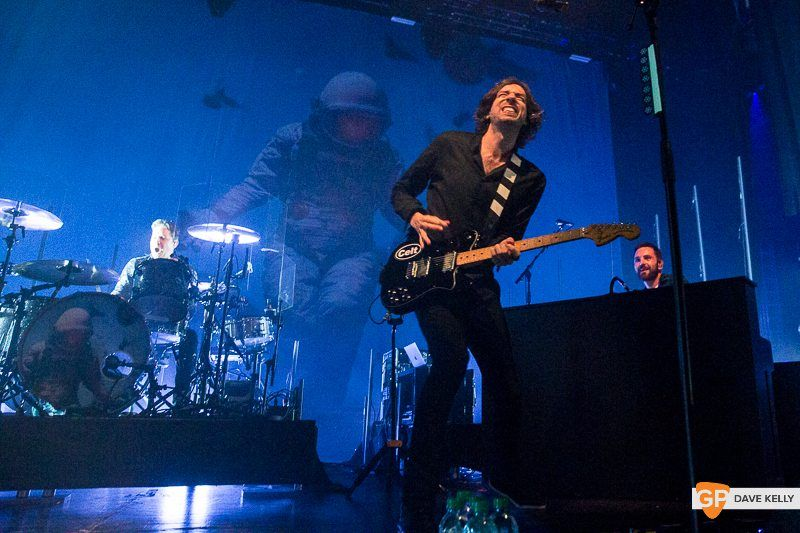 Snow Patrol at The Olympia on 15 May 2018 26