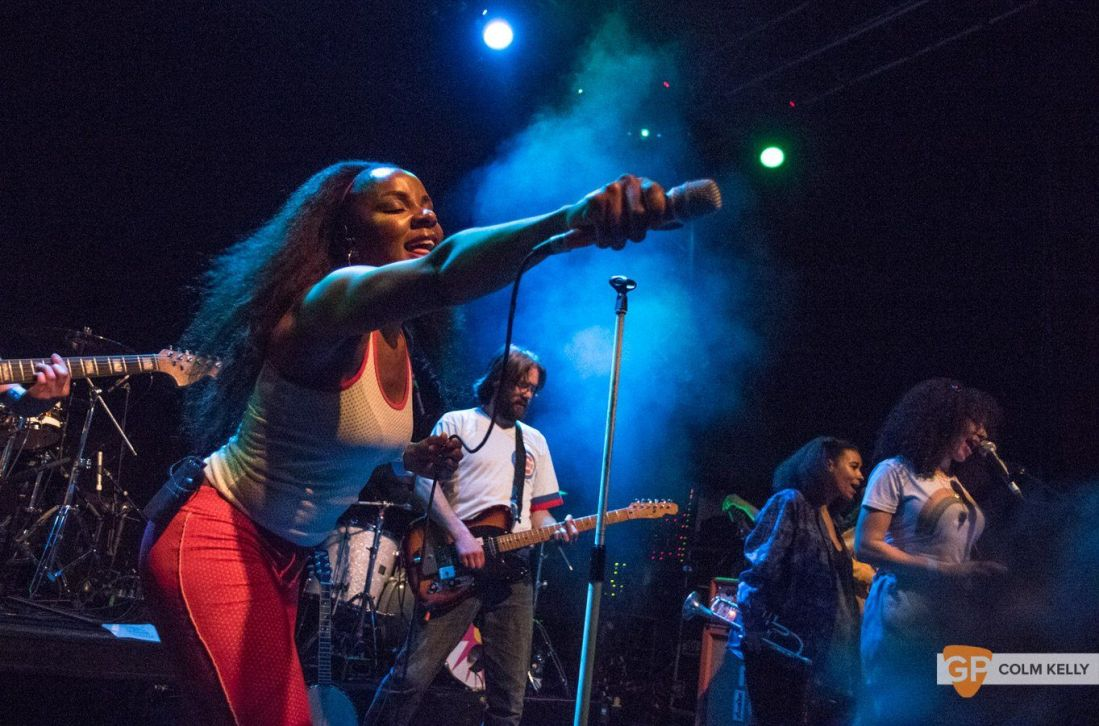 The Go! Team at The Button Factory, Dublin 3.5.2018 by Colm Kelly-5-27