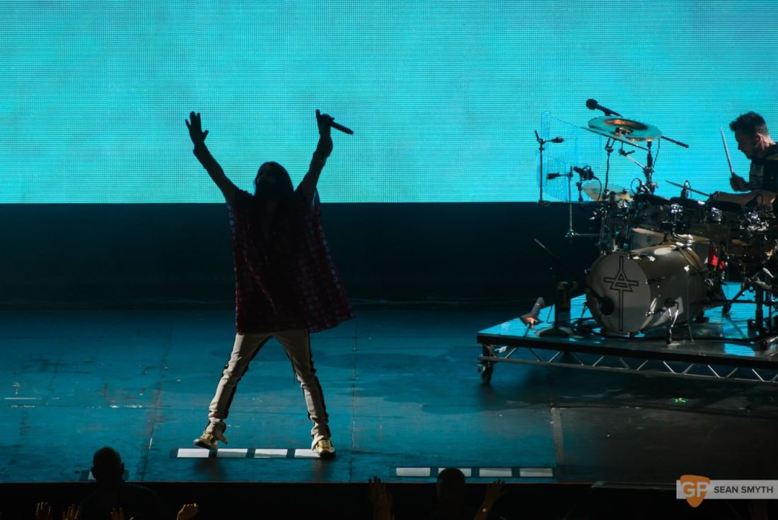 Thirty Seconds to Mars at 3Arena by Sean Smyth (30-5-18) (26 of 39)