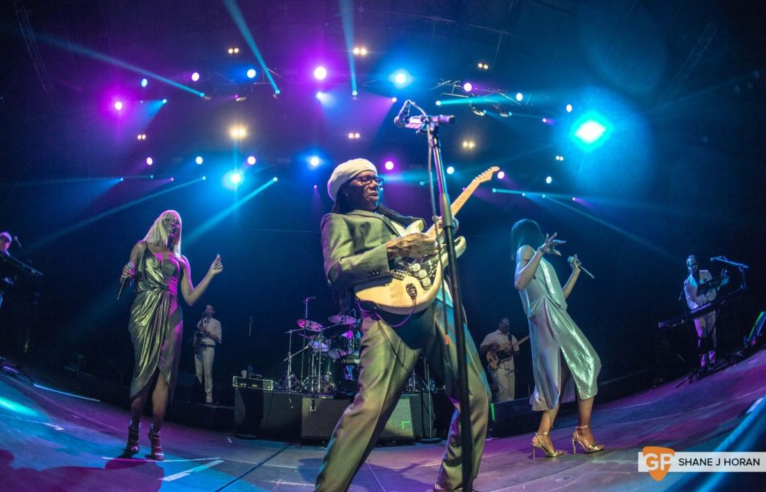 Nile Rodgers Chic, Marquee Cork, Shane J Horan, 17-6-18 (15 of 31)