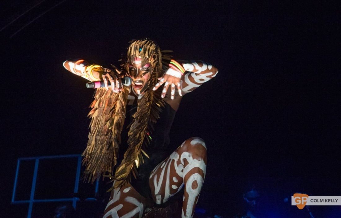 Grace Jones at Trinity Summer Sessions 23.7.2018 by Colm Kelly-7-124