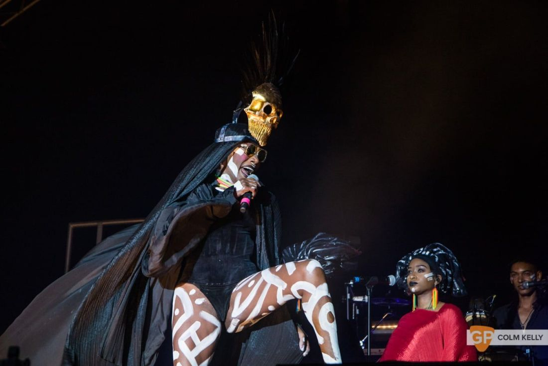 Grace Jones at Trinity Summer Sessions 23.7.2018 by Colm Kelly-7-216