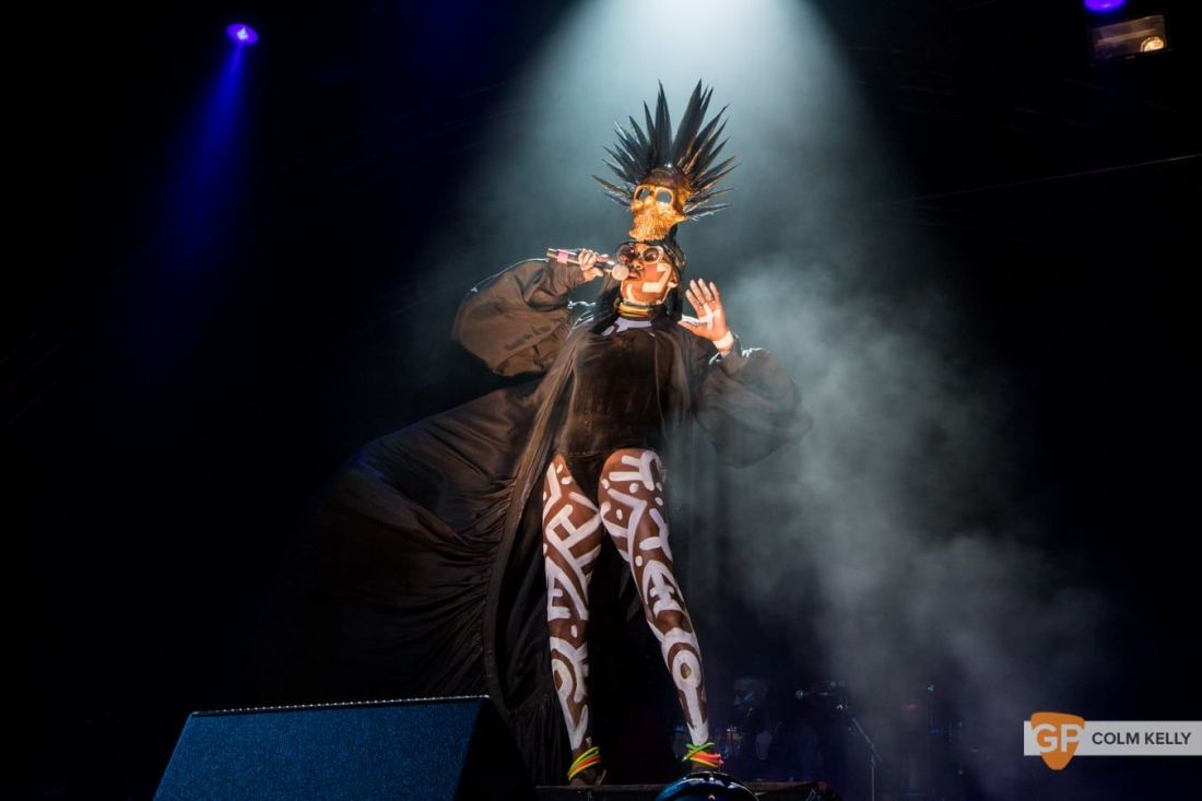 Grace Jones at Trinity Summer Sessions 23.7.2018 by Colm Kelly-7-31