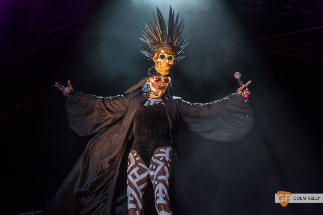 Grace Jones at Trinity Summer Sessions 23.7.2018 by Colm Kelly-7-53