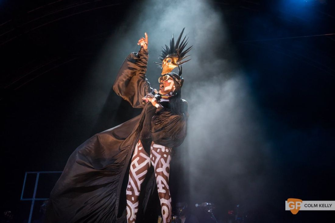 Grace Jones at Trinity Summer Sessions 23.7.2018 by Colm Kelly-7-74