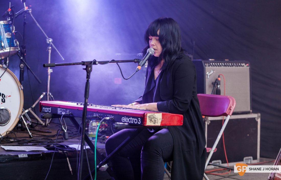 Katie Kim, At Townlands Carnival, Macroom, Co. Cork (Shane J Horan) (2 of 2)