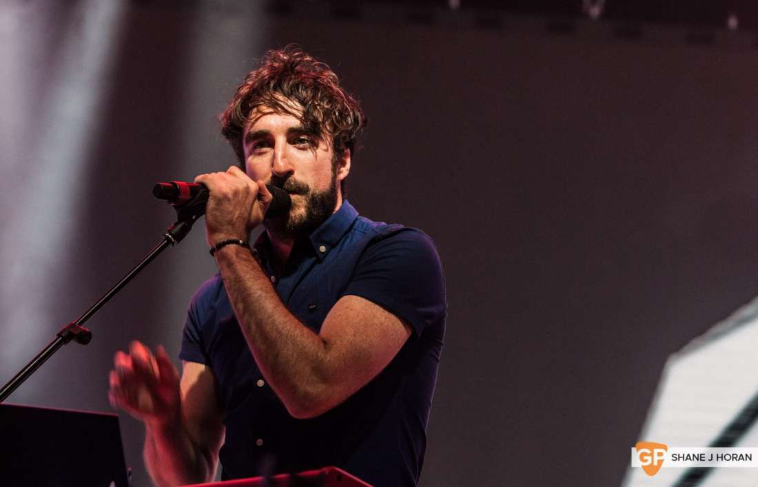 The Coronas, Marquee, Shane J Horan, 13-7-18 (15 of 15)