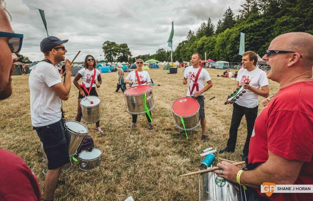 cork city samba band, Townlands Carnival, Shane J Horan, 22-7-18 (1 of 1)