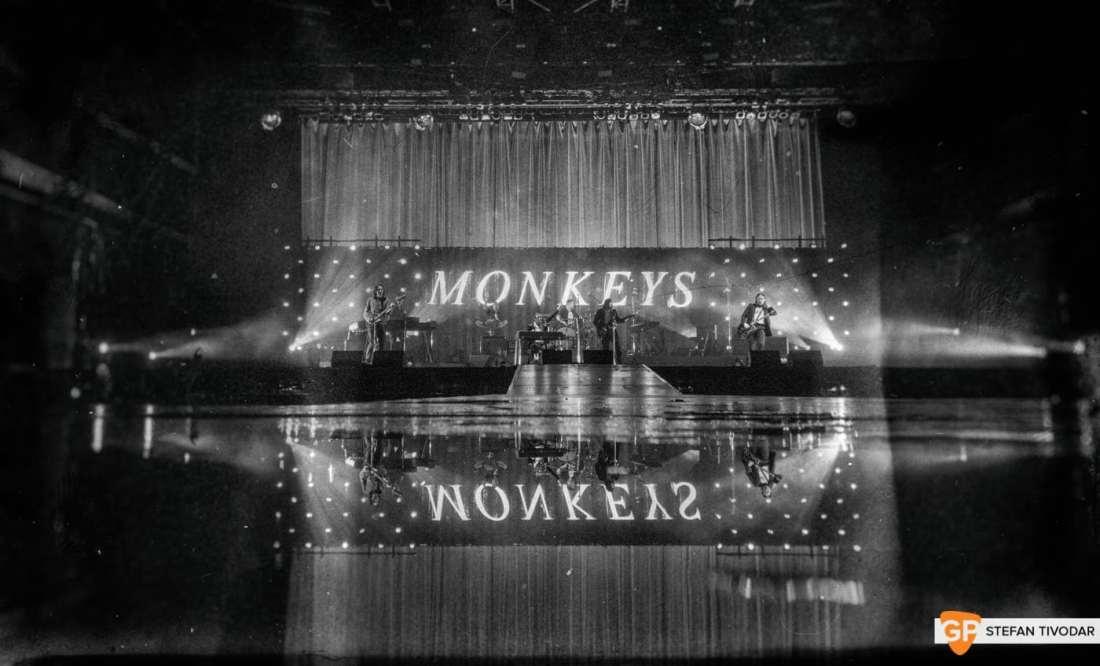 Arctic Monkeys Sziget Day 7 Tivodar-